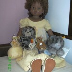 doll + plush
