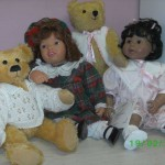 dolls &amp; bears