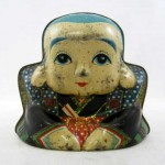 japan character tin toy