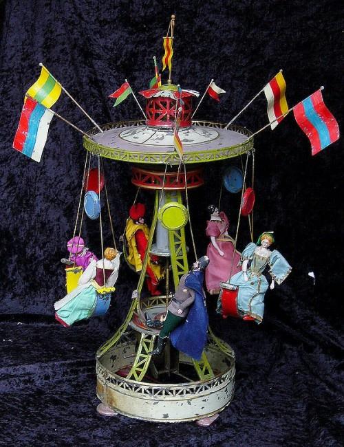 Carousel 1895 - Müller & Katheder