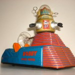 Robby space patrol