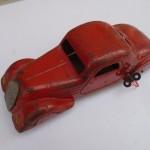 voiture miniature; jouet en tôle; tinplate toys