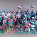 Cow-Boy et Indiens, Croisés,