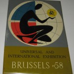 Brussels 1958, tole, tin