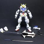 HG GUNDAM BARBATOS, robot, Bandai
