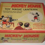 Mickey, Lantern, Projector