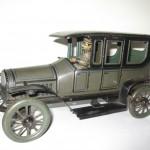 Carette military car - around 1912