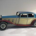 Mettoy car - type Rolls Royce 1938